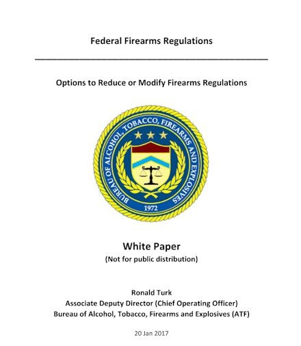 ATF White Paper Cover