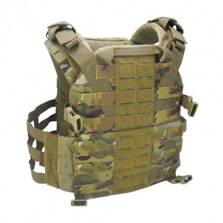 8053 K5 Plate Carrier-Back