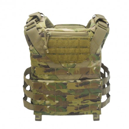 8053 K5 Plate Carrier-Front