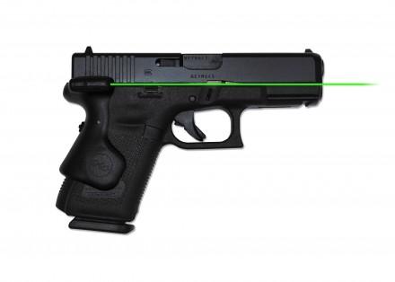 Glock Gen 5 with Crimson Trace Laserguard LG-639G