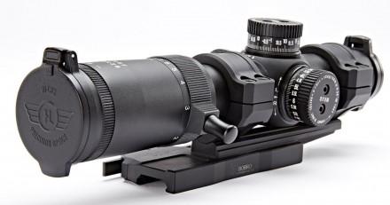 Hi-Lux Close to Medium Range 1-8X26 FFP