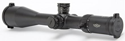 Hi-Lux Phenom 5X-30X 56 FFP Rifle Scope