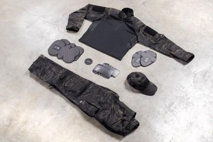 UF PRO Striker XT BDU in MultiCam Black