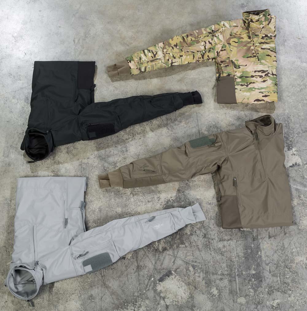 UF Pro AcE Winter Combat Shirt