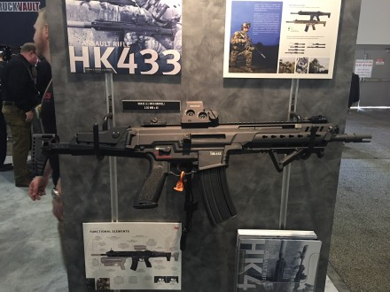 Stay tuned for coverage from SHOT Show 2028, when HK formally announces a semi-auto civilian variant for the US market.