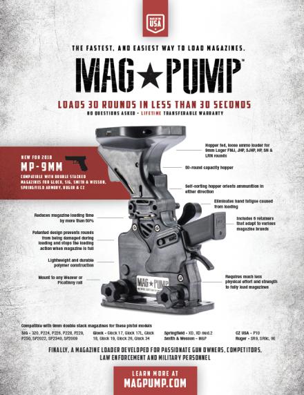 Magpump 9mm