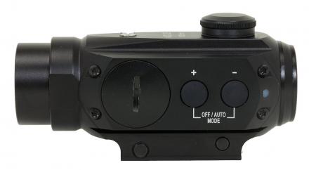 Hi-Lux Max Tac controls