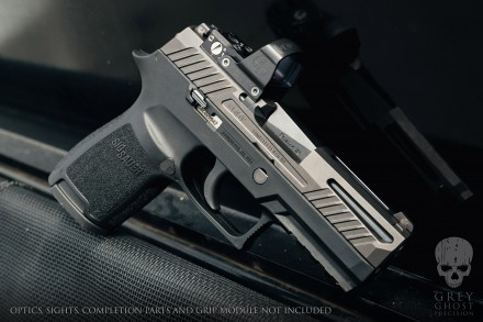 Grey Ghost Precision GGP320 Slides