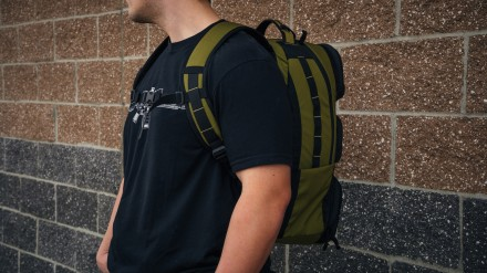 Grey Ghost Gear Impact 24 Backpack