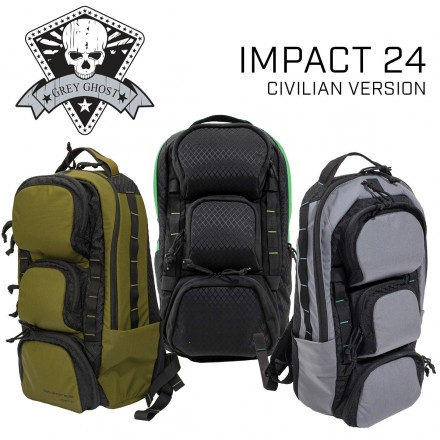 Grey Ghost Gear Impact 24 Bag