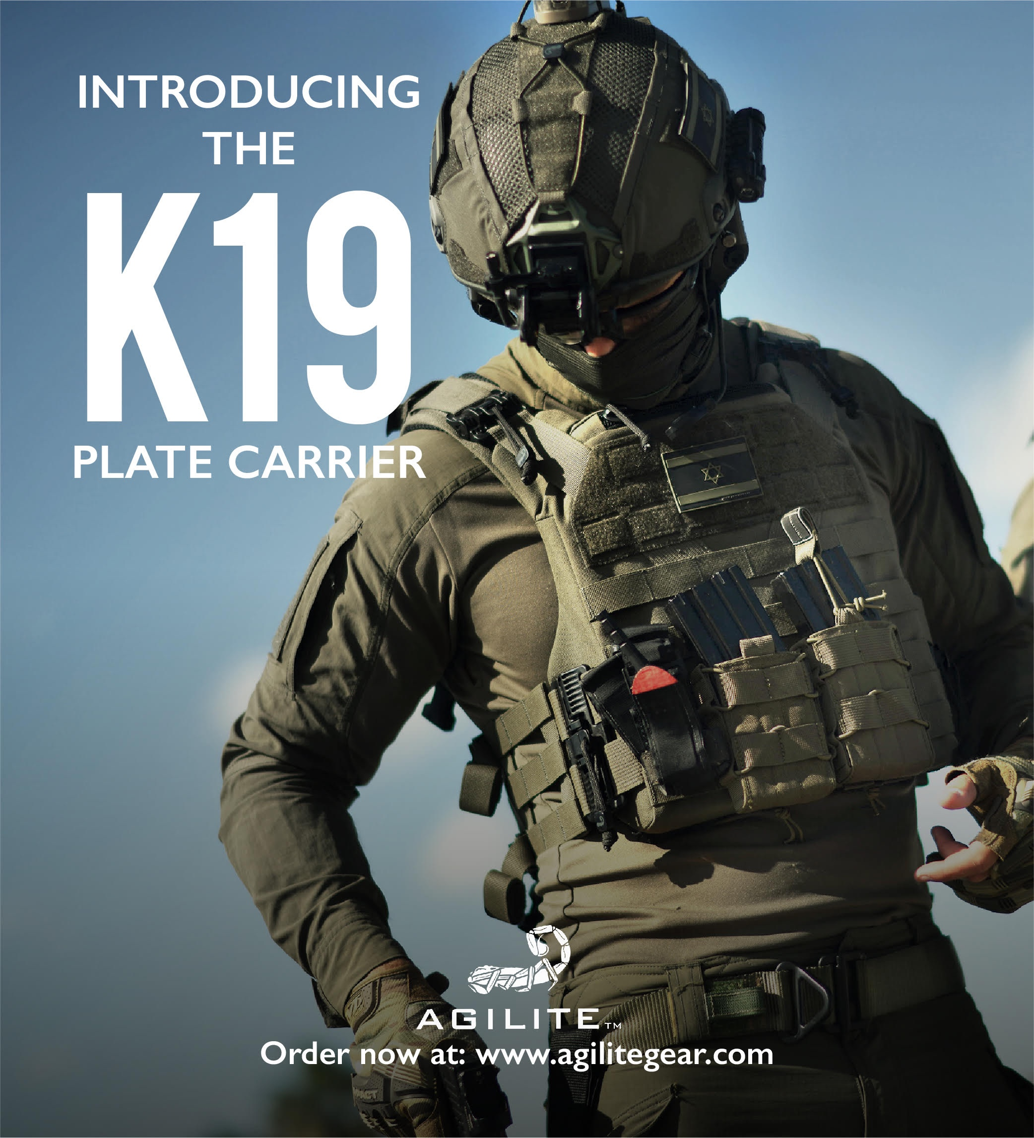 Agilite K19 The Plate Carrier Re Defined Now Shipping