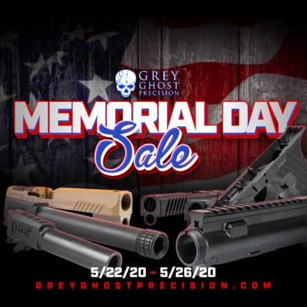 Grey Ghost Precision Memorial Day Sale