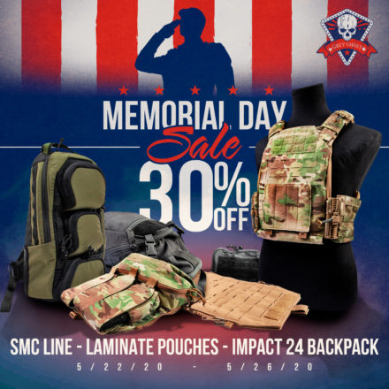 Grey Ghost Gear Memorial Day Sale