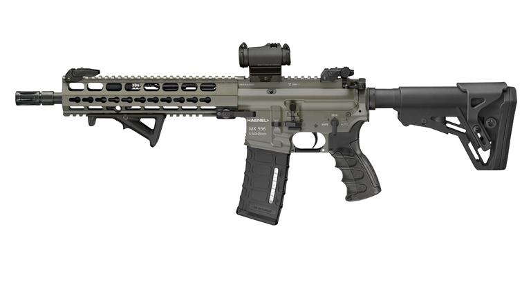 Germany Cancels Contract With CG Haenel for New Rifles , H&K Claims Patent Infringement