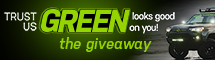 Green Looks Good On You Firearms Giveaway