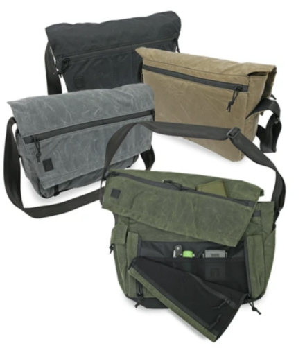Grey Ghost Gear Wanderer Messenger Bags